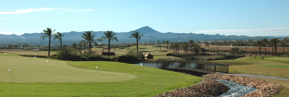 Hacienda del Alamo Golf Resort (Murcia, Spanien)