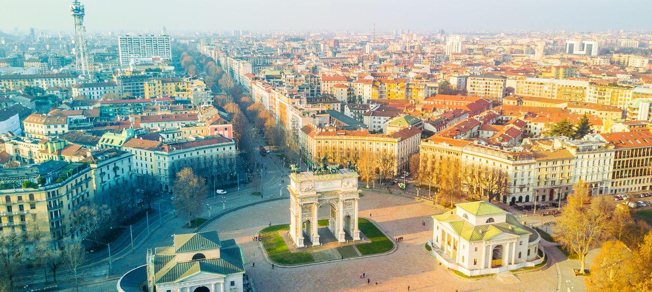 Milán, Lombardía, Italia