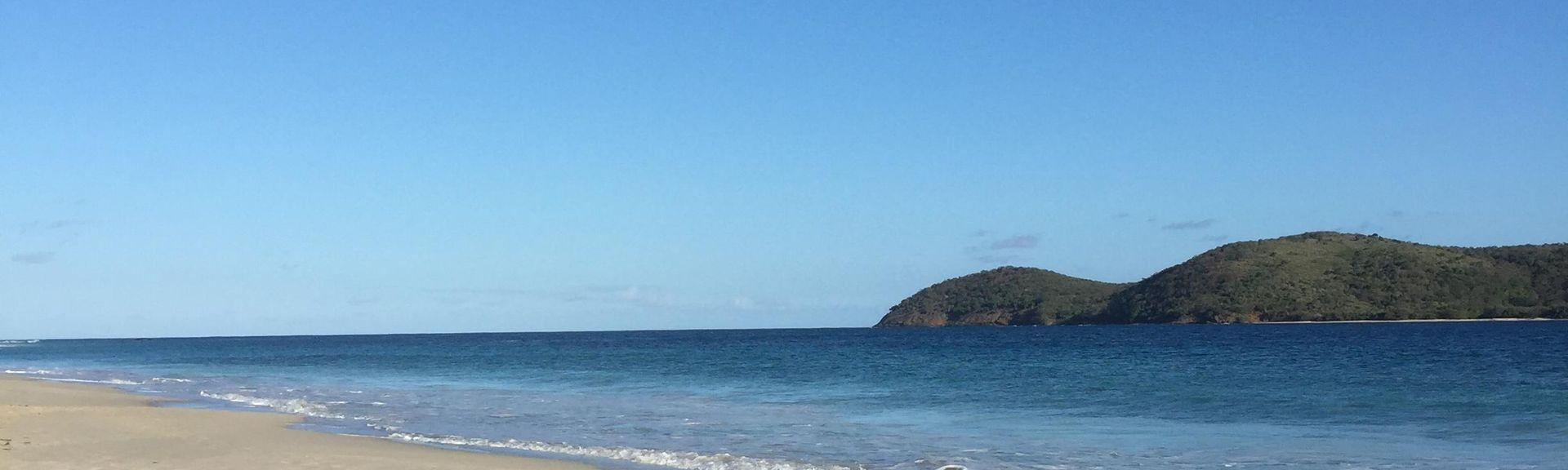 Culebrita Beach, Culebra, Puerto Rico