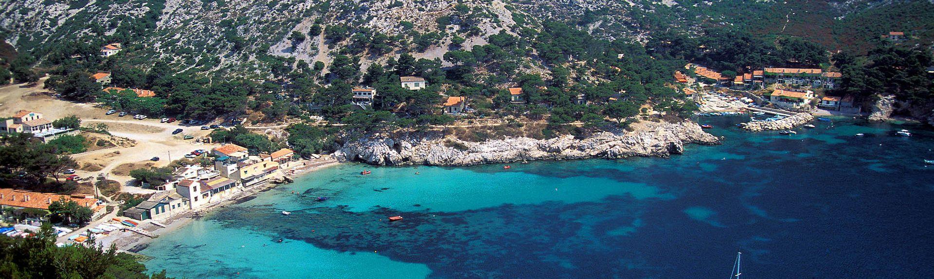 Saint-Charles, Marseille, Provence-Alpes-Côte d'Azur, França