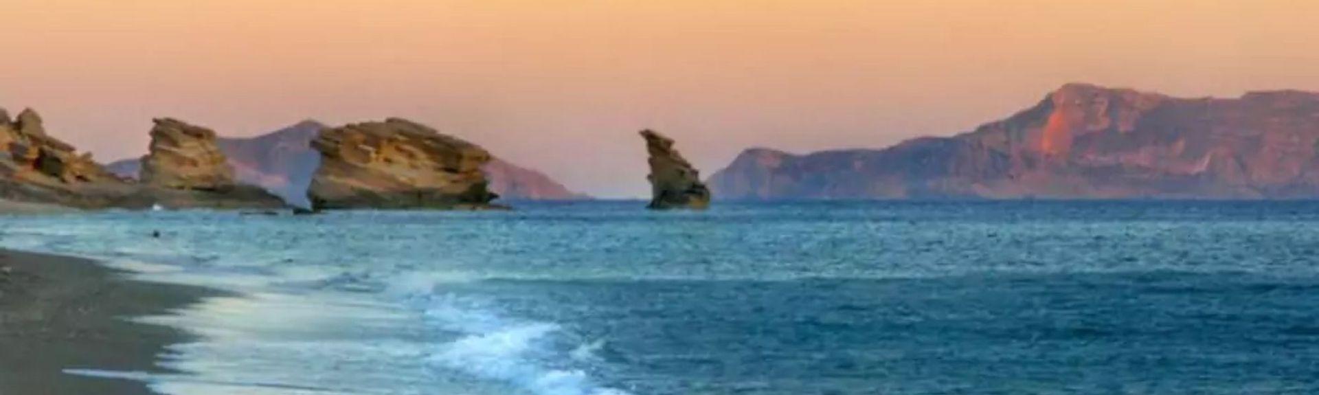 Lefkogeia, Agios Vasileios, Isla de Creta, Grecia