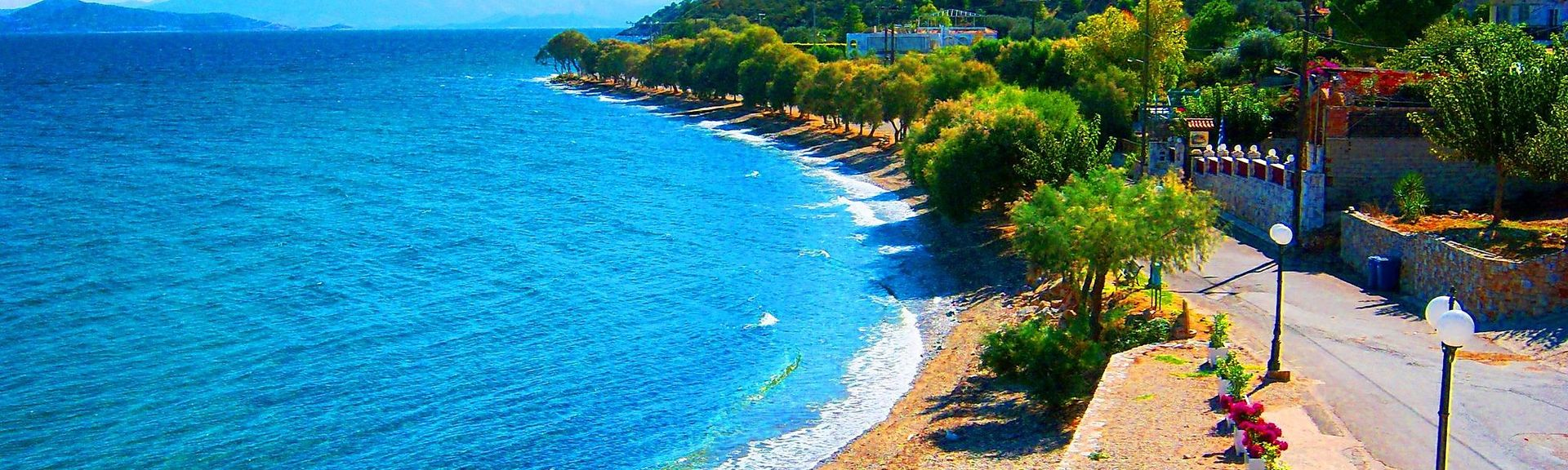 Kalamos, Oropos, Attica, Greece