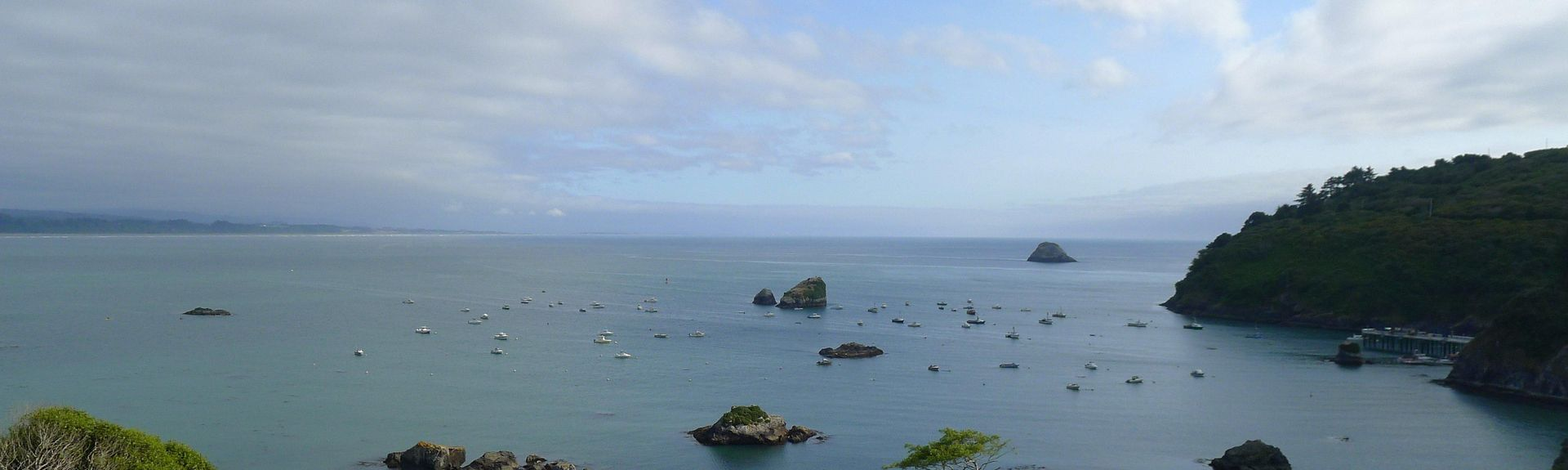 Trinidad Bay, Trinidad, California, United States
