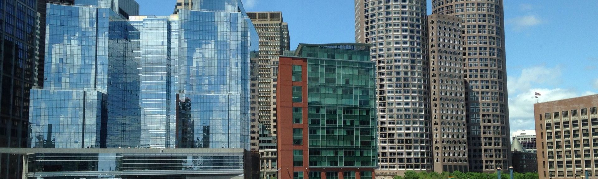 Seaport District, Boston, MA, USA