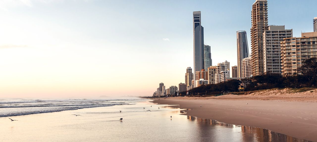 Broadbeach, Queensland, Australien