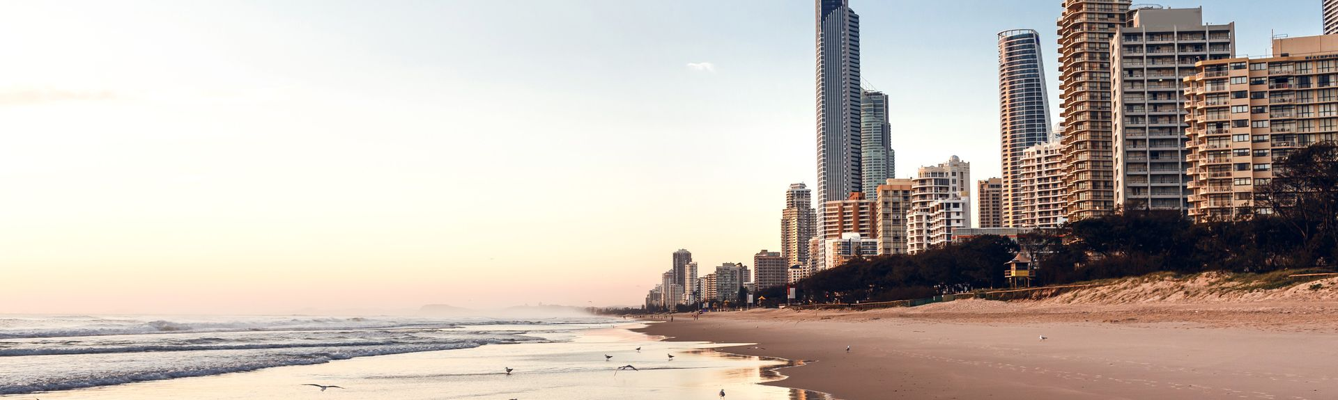 Broadbeach, Gold Coast, Queensland, Australia