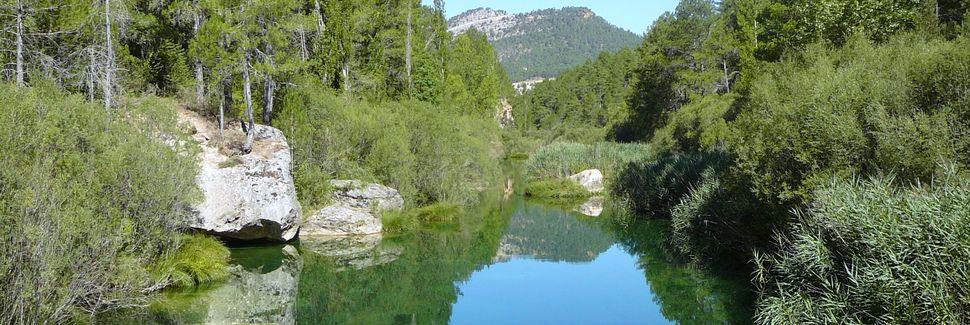 Poveda de la Sierra, Castille-La Manche, Espagne