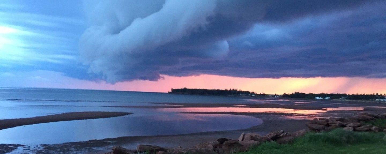 Chelton Beach Provincial Park, Albany, Prince Edward Island, Canada