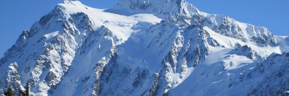 Domaine skiable de Mount Baker, Washington, États-Unis d'Amérique