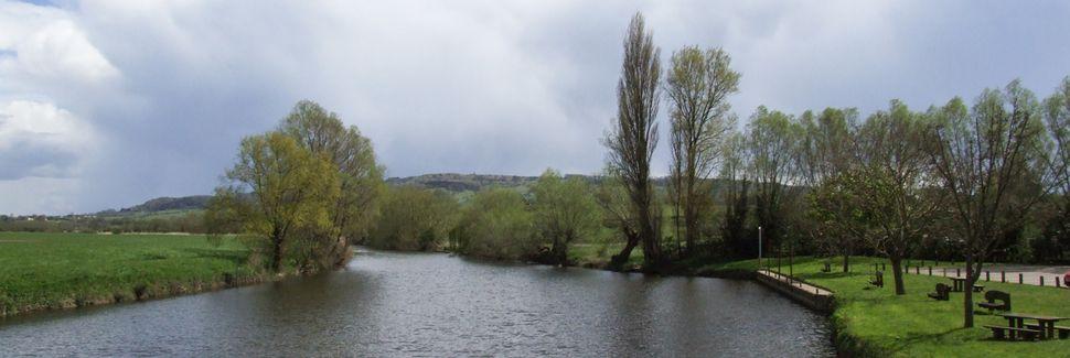 Upton-upon-Severn, Worcestershire, UK