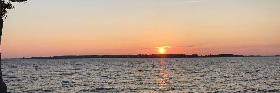 Parque Estadual de Wellesley Island, Wellesley Island, Nova York, Estados Unidos