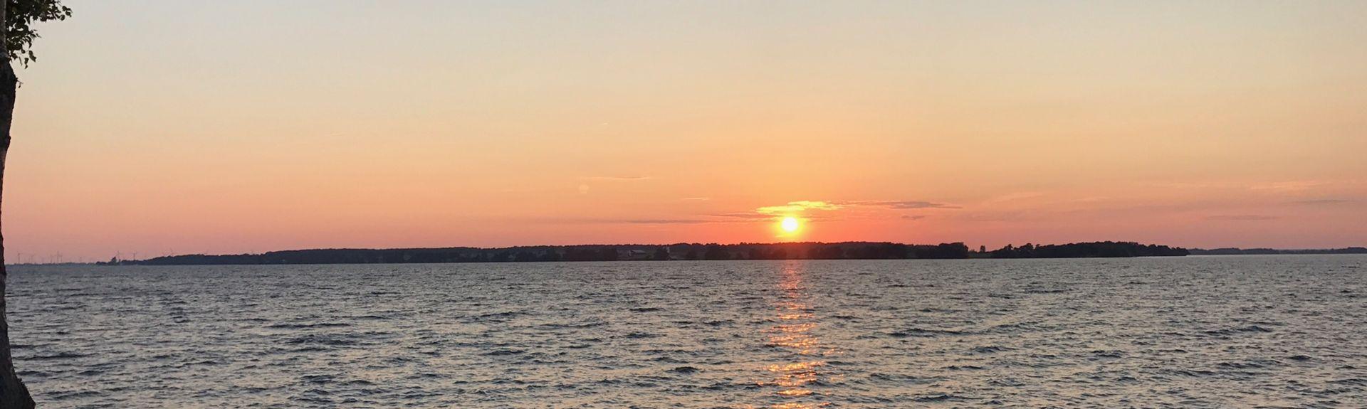 Wellesley Island State Park, Wellesley Island, New York, Stati Uniti d'America