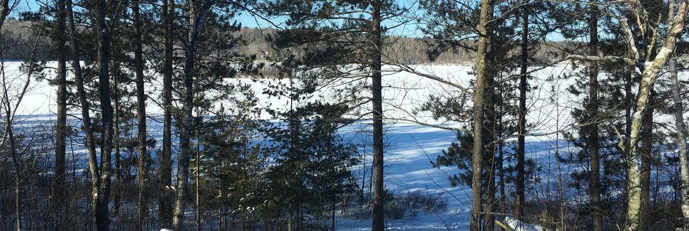 Estação de esqui e golfe de Giants Ridge, Biwabik, Minnesota, Estados Unidos