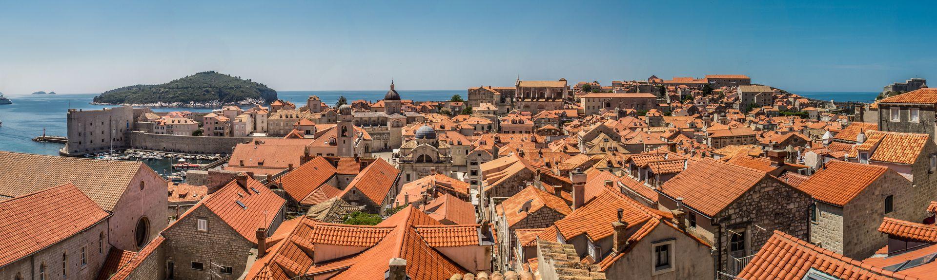 Dalmatien Festland, Gespanschaft Split-Dalmatien, Kroatien
