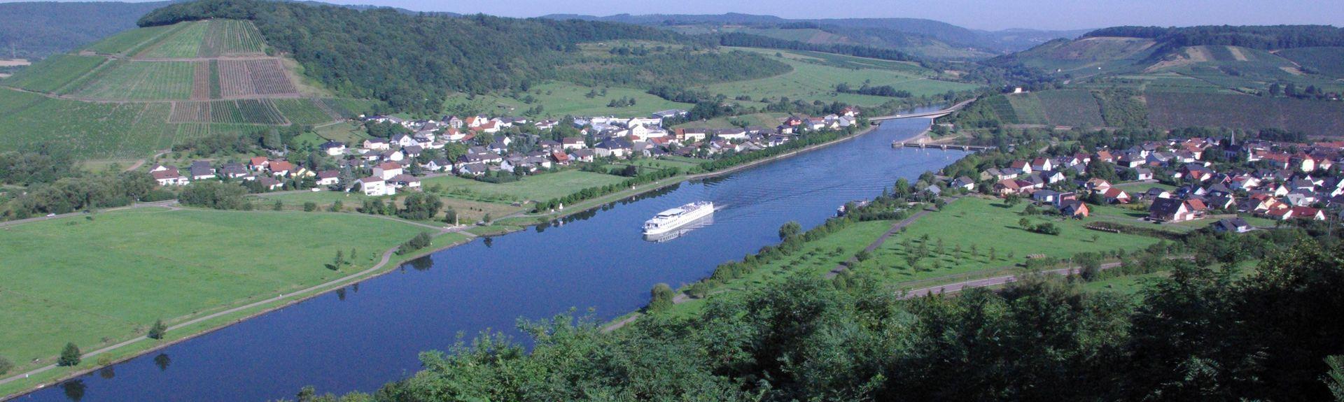 Nittel, Rheinland-Pfalz, Deutschland