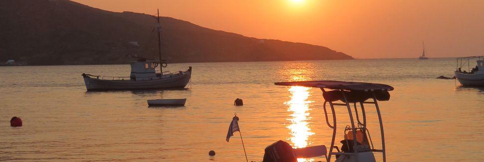Λιμάνι των Κουφονησίων, Νησιά του Αιγαίου, Ελλάδα