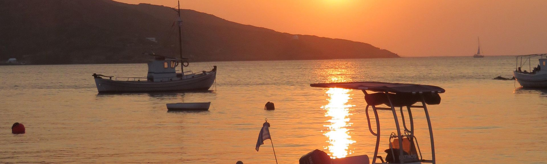 Port of Koufonisia, Koufonisia, Greece