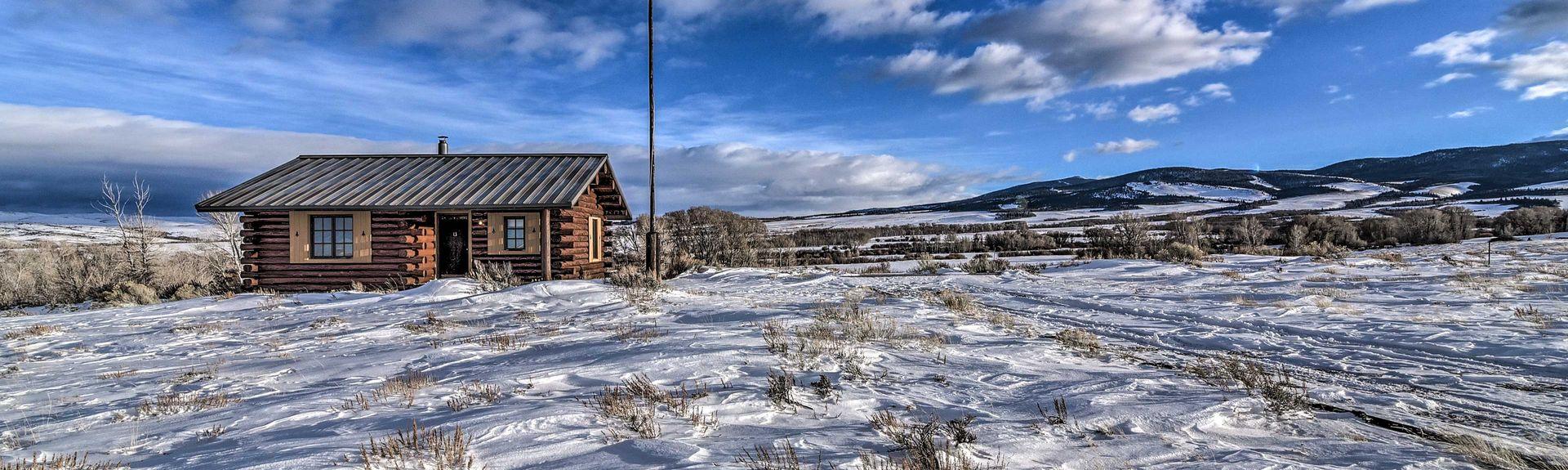 Riverside, Wyoming, United States of America