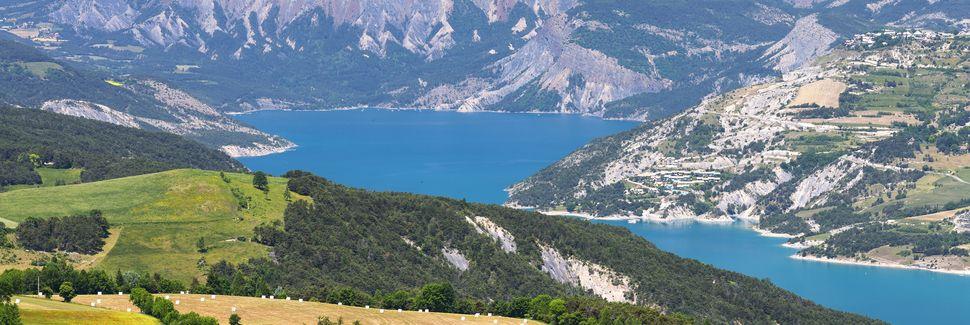 Alpes-de-Haute-Provence, Provence-Alpes-Côte d'Azur, Frankrig