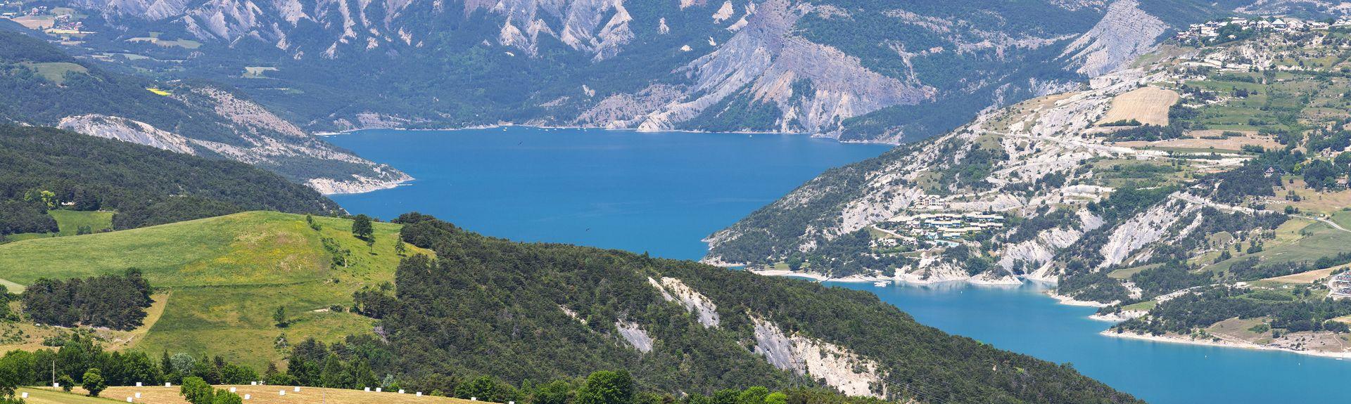 Alpes-de-Haute-Provence (department), France