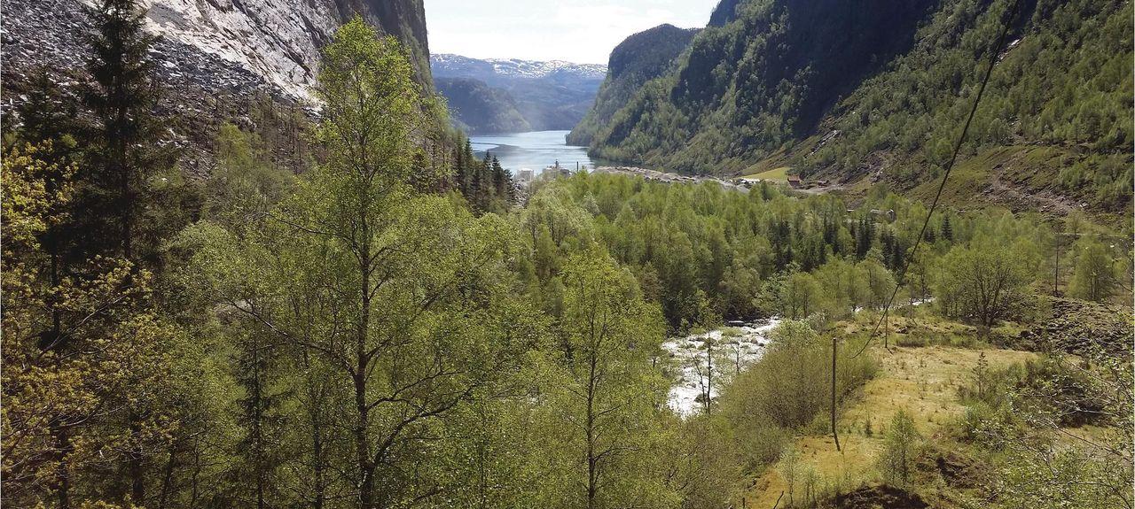 Lindås, Norway