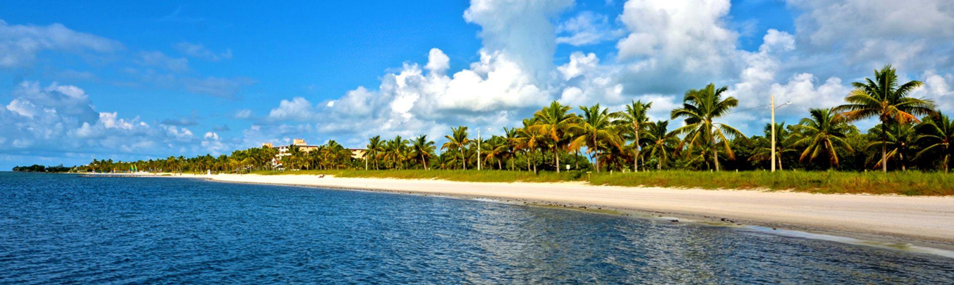 Fort Zachary Taylor Historic State Park, Key West, FL, USA