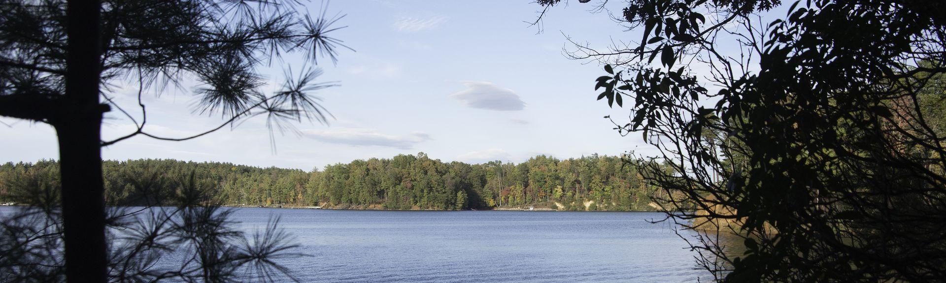 Lake James, Nebo, North Carolina, United States