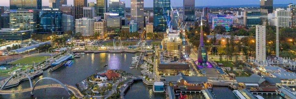 Στάδιο Χόκεϋ του Περθ, Μπέντλεϊ, Δυτική Αυστραλία, Αυστραλία
