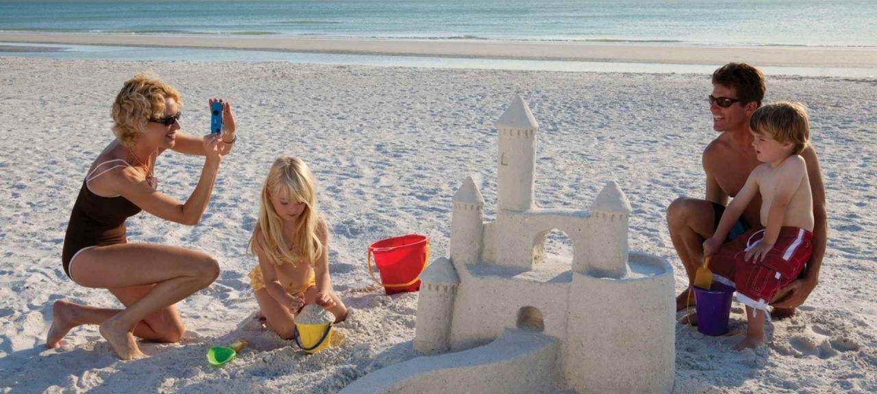 South Marco Beach, Marco Island, Floride, États-Unis d'Amérique