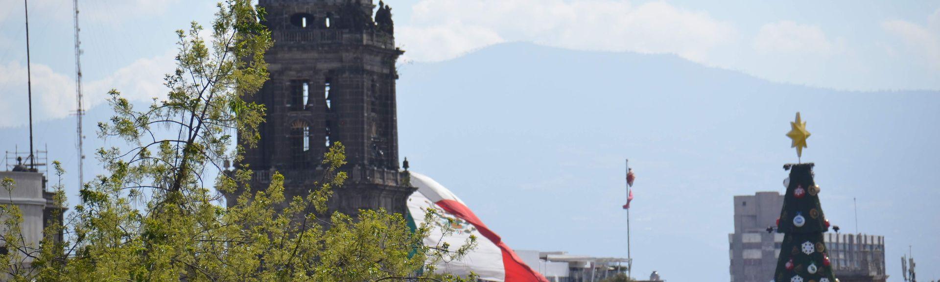 Centro Histórico, México, D.F., Mexico