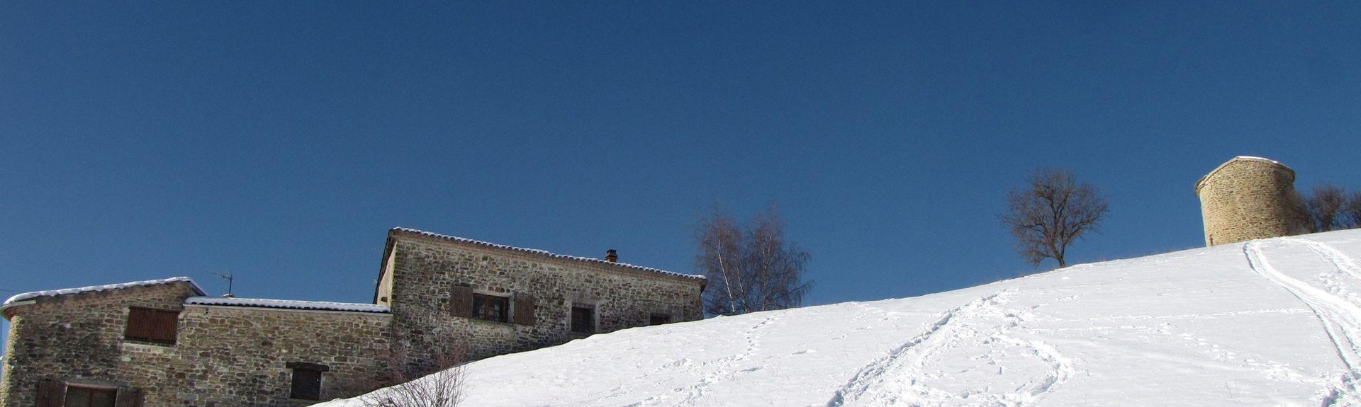 Rosans, Hautes-Alpes, France