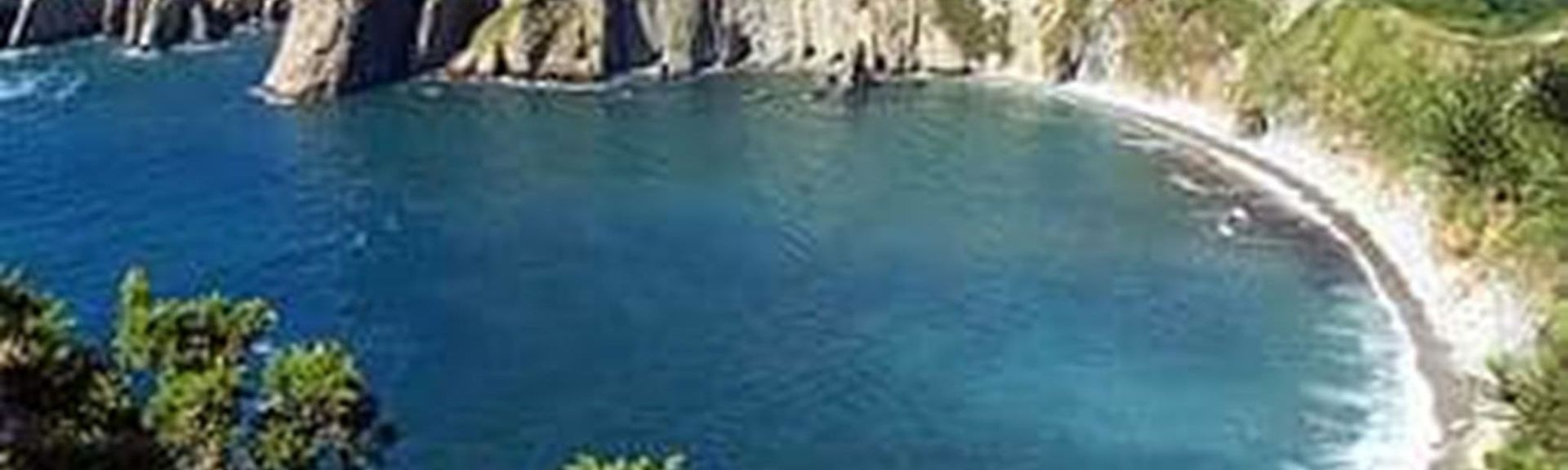 Playa de Torimbia, Niembro, Asturien, Spanien