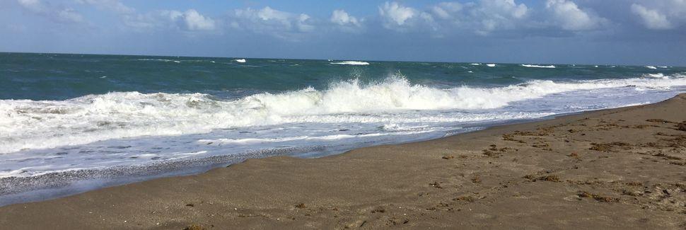 Waveland Beach, Jensen Beach, FL, USA