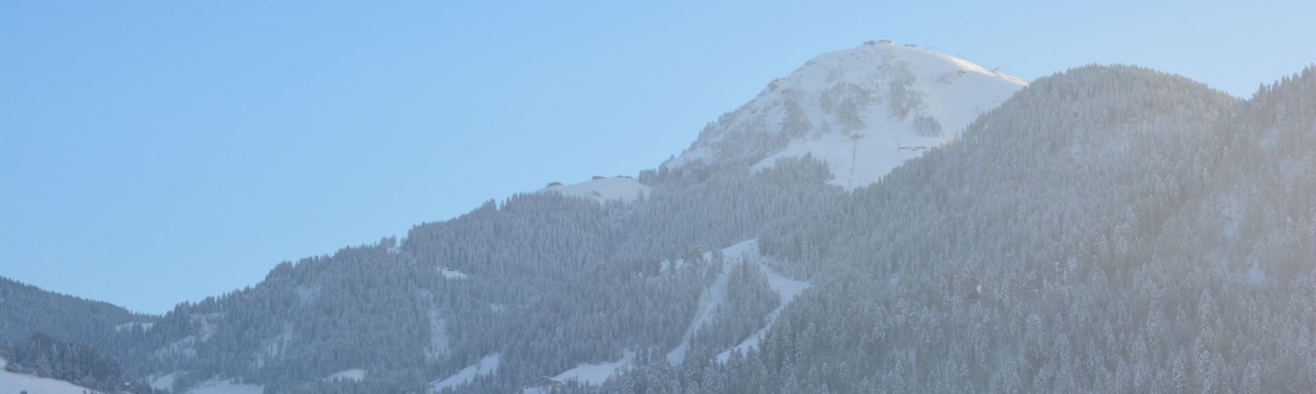 Laerchfilzen Ski Lift, Fieberbrunn, Austria