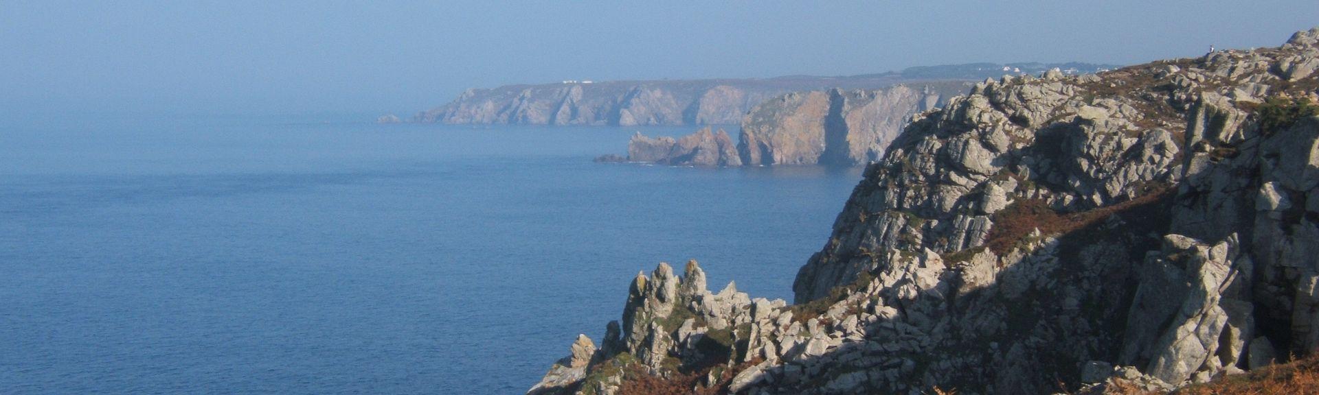 Moëlan-sur-Mer, Bretania, Francja
