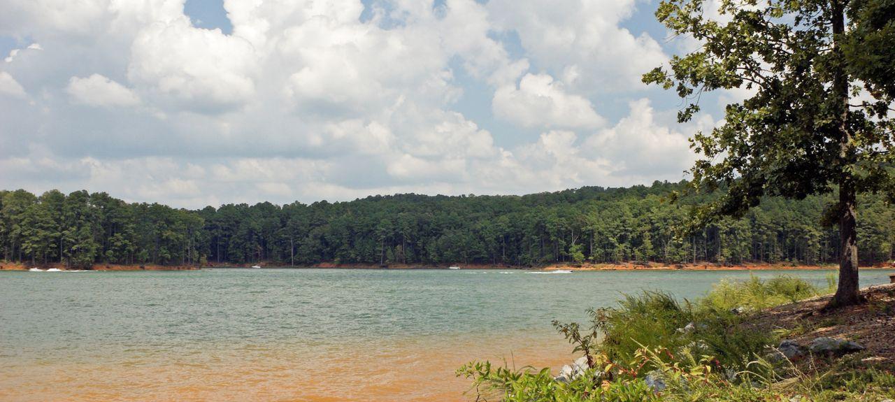 Allatoona Lake, Géorgie, États-Unis d'Amérique
