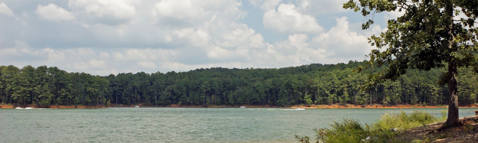 Allatoona Lake, Geórgia, Estados Unidos