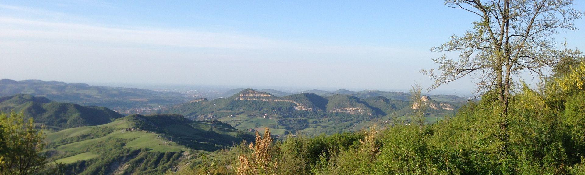 Marzabotto, Emilia Romagna, Italia