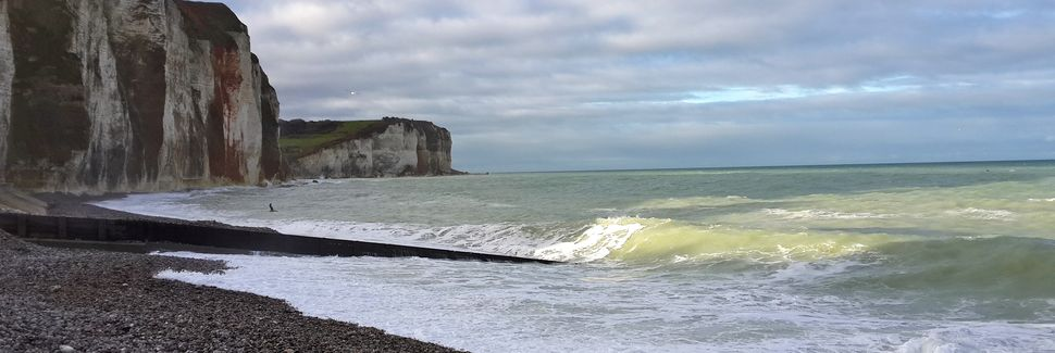 Veulettes-sur-Mer, Normandiet, Frankrig