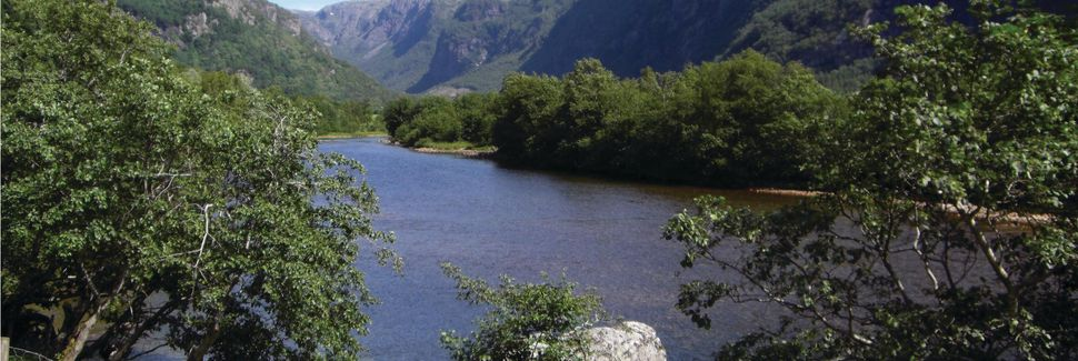 Pont de Lysefjord, Comté de Rogaland, Norvège
