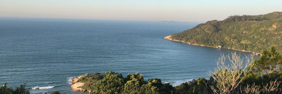 Praia do Ingles, Bombinhas, Santa Catarina, Brazilië