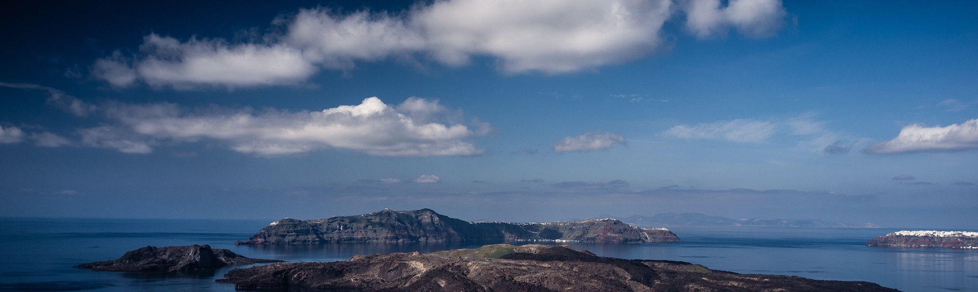 Βράχος του Σκάρου, Ημεροβίγλι, Νησιά του Αιγαίου, Ελλάδα