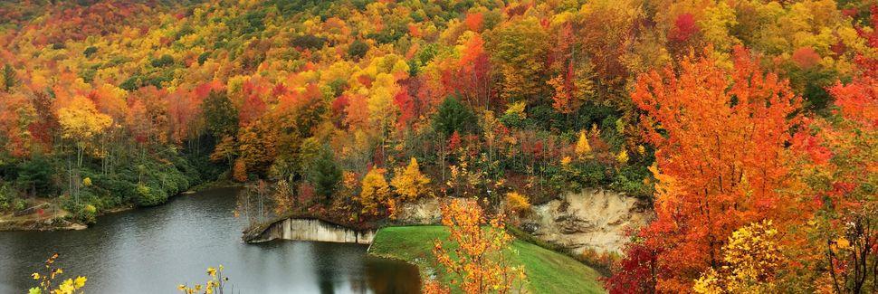 Beech Mountain, Banner Elk, North Carolina, USA