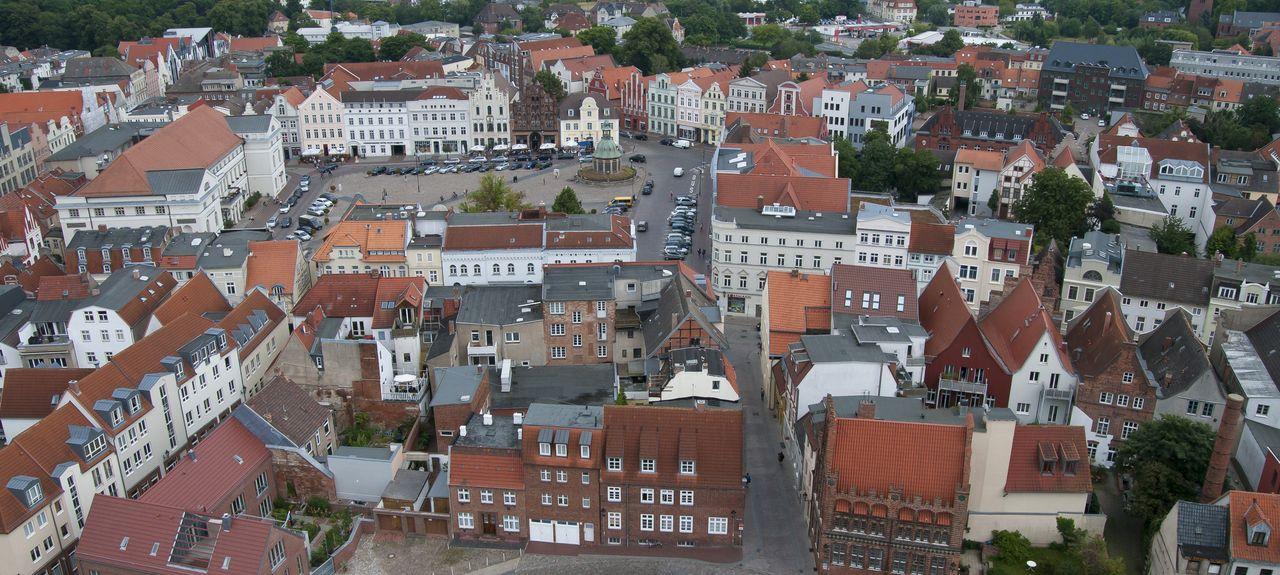 Nordwestmecklenburg, Mecklenburg-Vorpommern, Deutschland
