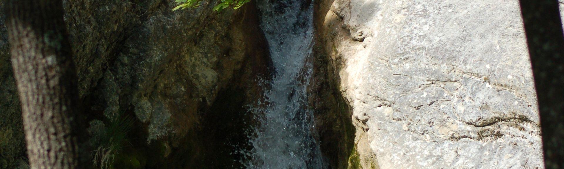 Valavoire, Alpes-de-Haute-Provence (departamento), França
