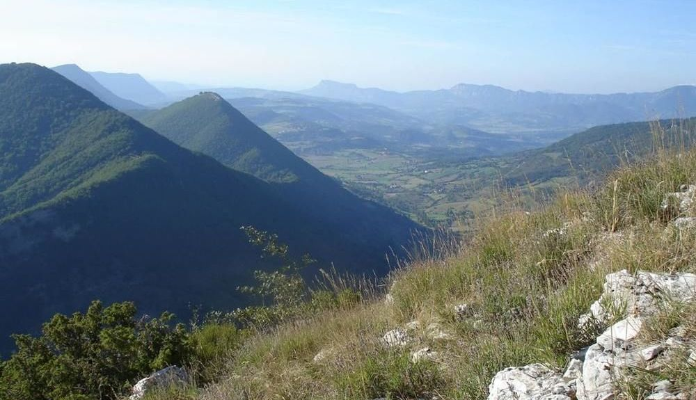 La Motte-Chalancon, Auvergne-Rhône-Alpes, France