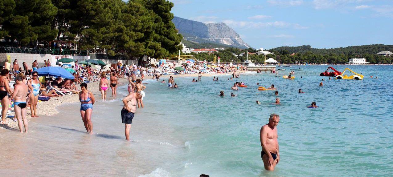 Duge Njive, Split-Dalmatie, Croatie