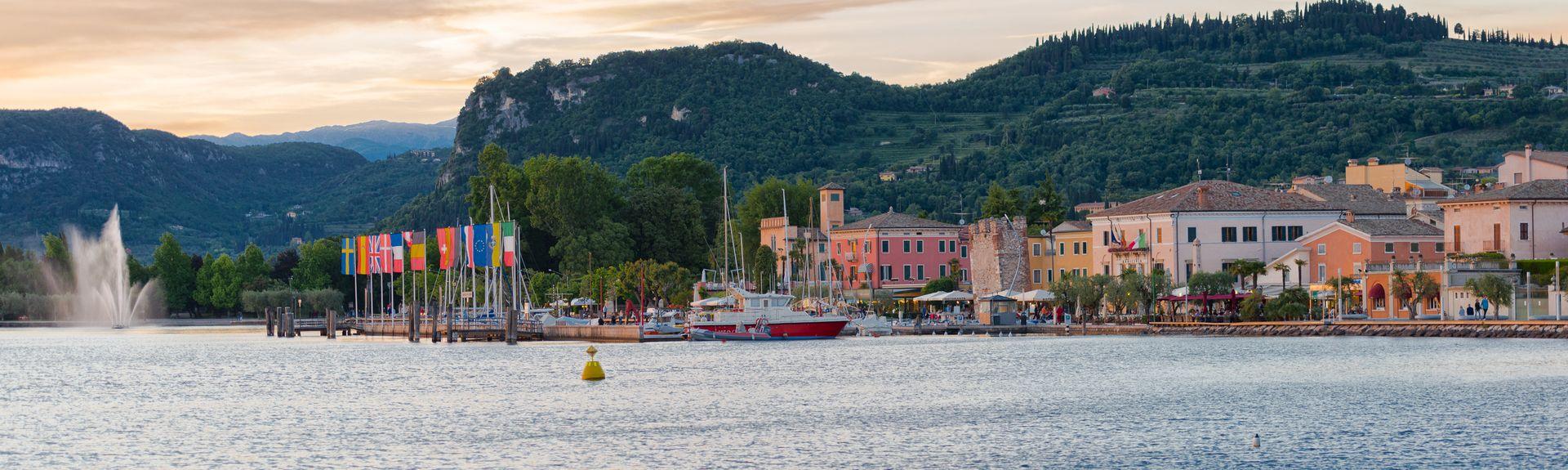 Bardolino, Veneto, Italien