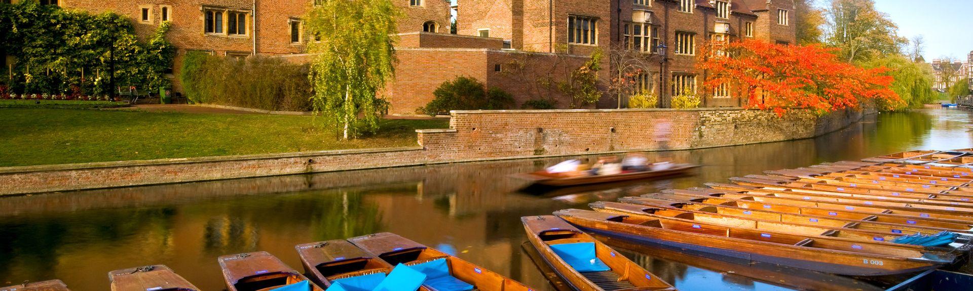 Cambridge, South Cambridgeshire District, Inglaterra, Reino Unido