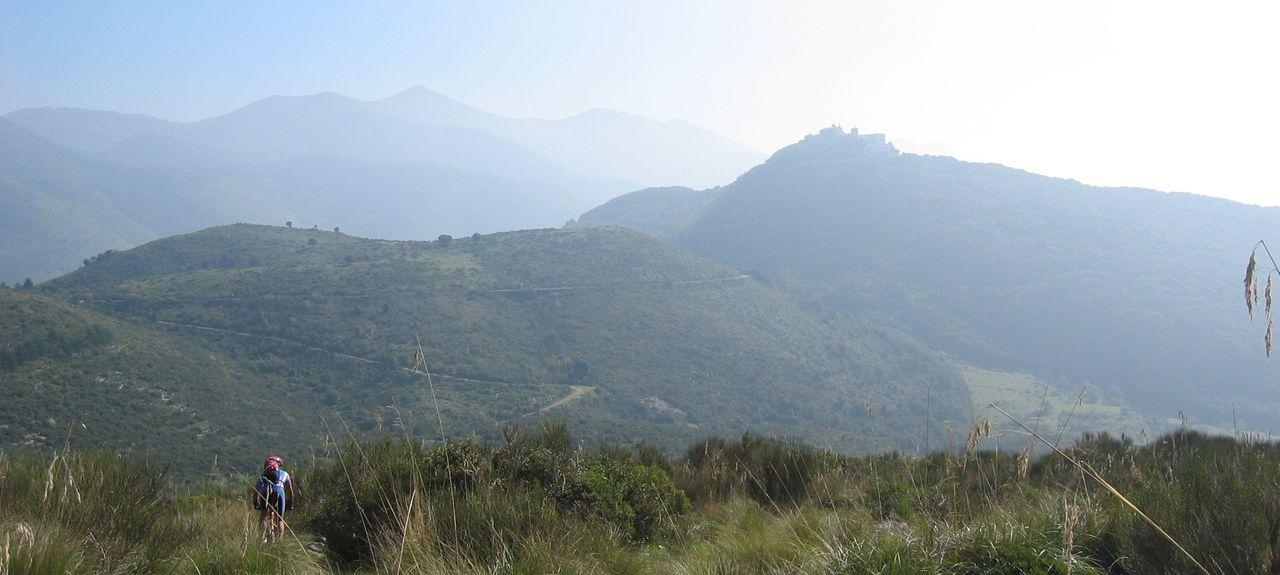 Lungomare di Sabaudia, Lazio, Italy